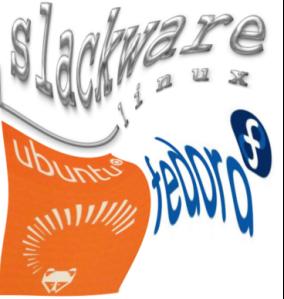 ubuntufedoraslackware